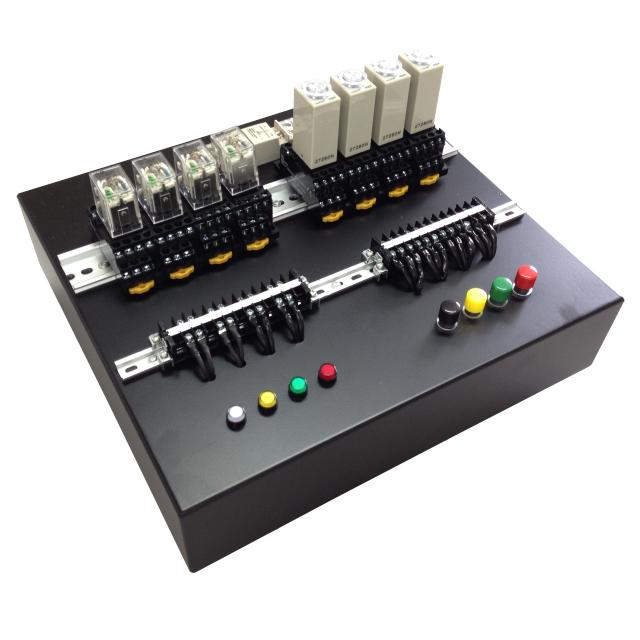 機械保全(電気系保全作業)技能検定練習盤