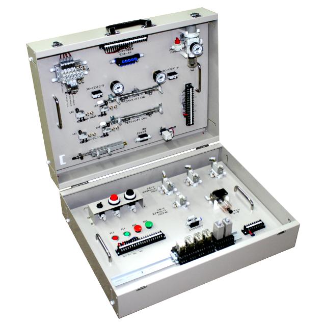 空気圧制御実習装置
