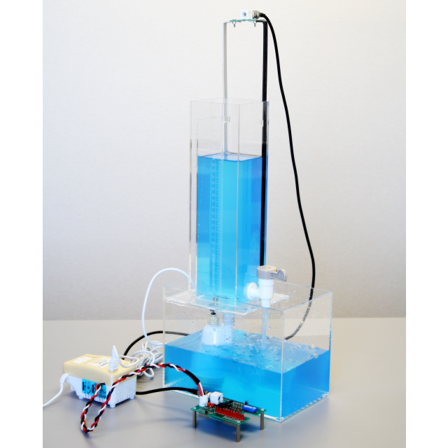 実習で学ぶ!シリーズ:制御工学応用編 水位制御