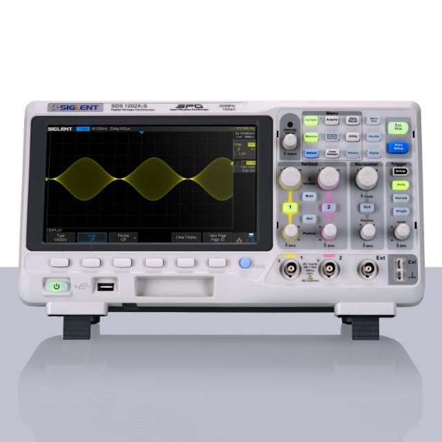 【限定価格】 SIGLENT デジタル・フォスファ・オシロスコープ SDS1102X