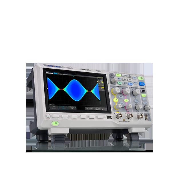 SIGLENT デジタル・フォスファ・オシロスコープ SDS1202X-E