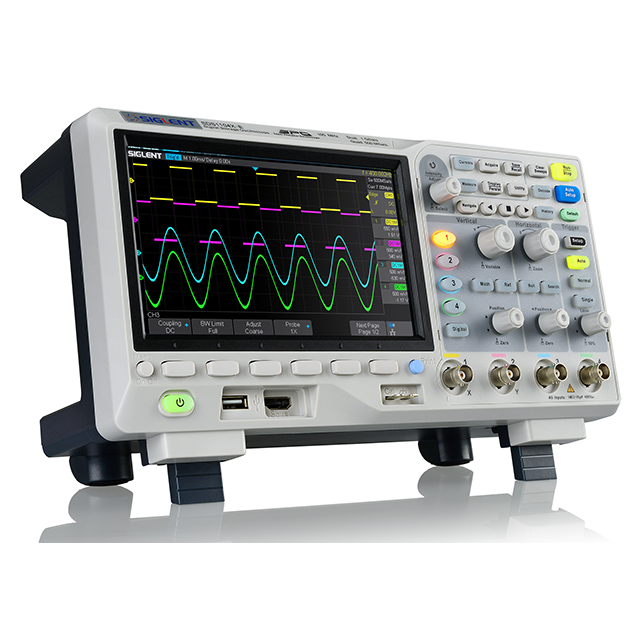 SIGLENT デジタル・フォスファ・オシロスコープ SDS1204X-E