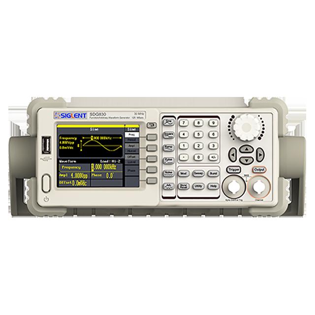 SIGLENT SDG810 10MHz 任意波形/ファンクションジェネレータ