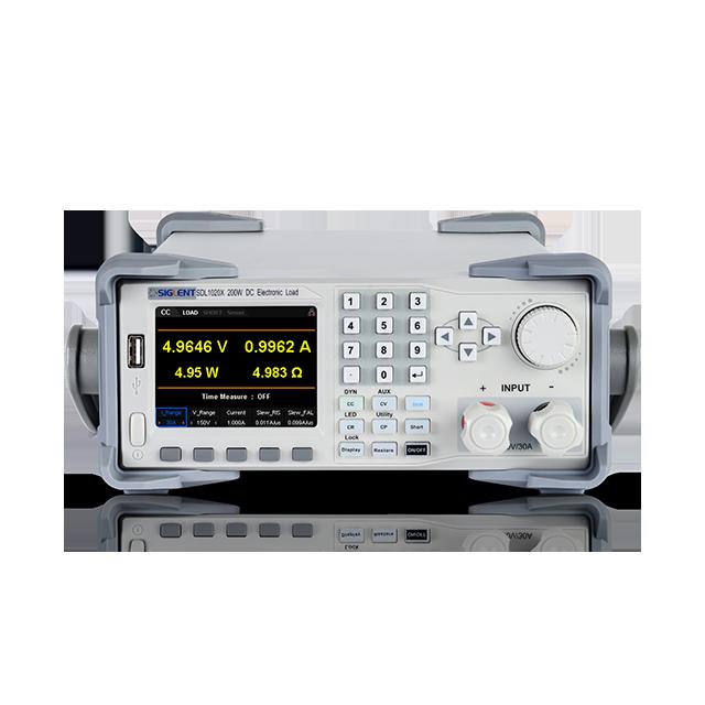 SIGLENT SDL1030X-E プログラマブル DC 電子負荷装置