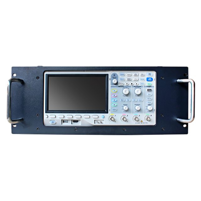 SDS1000X-E/2000X-E シリーズ オプション ラックマウントキット
