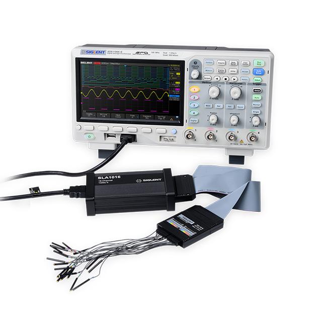 SDS1004X-E シリーズ オプション ロジックアナライザ