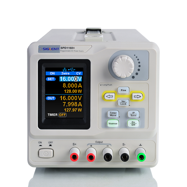 SIGLENT SPD1168X  プログラマブルDC電源