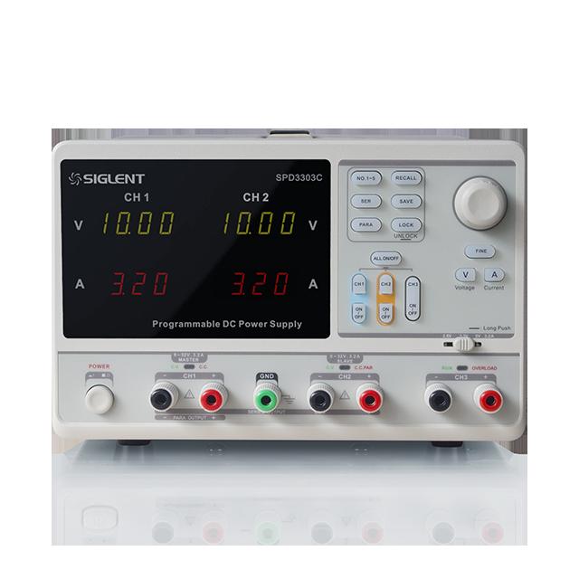 SIGLENT SPD3303C 3CH プログラマブルDC電源
