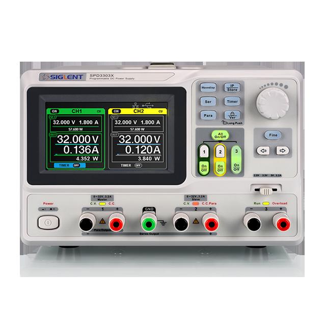 SIGLENT プログラマブルDC電源 SPD3303X-E
