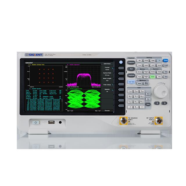 SIGLENT SSA3032X+ 3.2GHz スペクトラムアナライザ