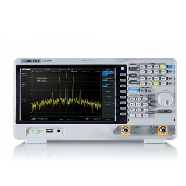 SIGLENT スペクトラムアナライザ SSA3021X